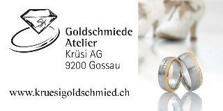 Goldschmiede-Atelier Susanne Krüsi